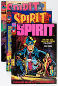 Magazines:Superhero, The Spirit (Magazine) #1-18 Group (Warren/Kitchen Sink,1974-77).... (Total: 24 Comic Books)