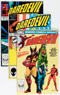 Modern Age (1980-Present):Superhero, Daredevil Box Lot (Marvel, 1983-94) Condition: Average NM-....