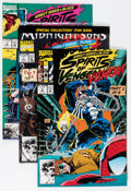 Modern Age (1980-Present):Superhero, Ghost Rider/Blaze: Spirits of Vengeance Group (Marvel, 1985-86)Condition: NM....