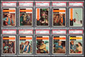 "Non-Sport Cards:Sets, 1958 Topps ""T.V. Westerns"" Complete Set (71) With 21 PSA GradedCards. ..."