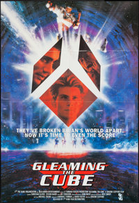 "Gleaming the Cube (20th Century Fox, 1989). One Sheet (27"" X 41""). Drama"