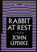Books:Literature 1900-up, John Updike. Rabbit at Rest. Alfred A. Knopf, 1990. Firsttrade edition. Signed by Updike. From the collection...