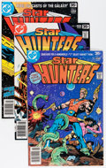 Modern Age (1980-Present):Science Fiction, Star Hunters Group (DC, 1978-80) Condition: Average NM.... (Total:33 Comic Books)