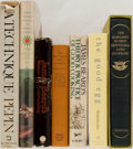 Books:Food & Wine, Group of Seven Cookbooks and Books About Cooking. VariousPublishers, 1939-2000. Publishers' bindings, five in jacket, onei... (Total: 7 Items)