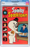 Bronze Age (1970-1979):Humor, Spooky Spooktown #34 File Copy (Harvey, 1970) CGC NM+ 9.6 Off-white pages....