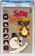Bronze Age (1970-1979):Cartoon Character, Spooky Spooktown #37 File Copy (Harvey, 1970) CGC NM+ 9.6 Off-whiteto white pages....