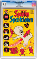 Bronze Age (1970-1979):Cartoon Character, Spooky Spooktown #36 File Copy (Harvey, 1970) CGC NM+ 9.6 Whitepages....