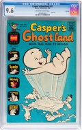 Silver Age (1956-1969):Cartoon Character, Casper's Ghostland #31 File Copy (Harvey, 1966) CGC NM+ 9.6 Off-white to white pages....