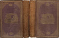 Books:Literature Pre-1900, Harriet Beecher Stowe. Uncle Tom's Cabin or, Life Among theLowly. Boston: John P. Jewett & Company, 1852. First edi...