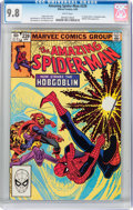 Modern Age (1980-Present):Superhero, The Amazing Spider-Man #239 (Marvel, 1983) CGC NM/MT 9.8 Whitepages....