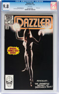 Modern Age (1980-Present):Superhero, Dazzler #21 (Marvel, 1982) CGC NM/MT 9.8 White pages....