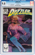 Modern Age (1980-Present):Superhero, Dazzler #27 (Marvel, 1983) CGC NM/MT 9.8 White pages....