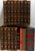 Books:Americana & American History, [American History]. Thirteen Volumes of The Real America inRomance and Four Other Titles Related to American Hist...(Total: 17 Items)