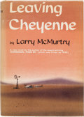 Books:Fiction, Larry McMurtry. Leaving Cheyenne. New York: Harper &Row, Publishers, 1963. First edition. Signed by Larry McM...