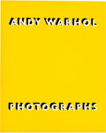 Books:Art & Architecture, Stephen Koch. Andy Warhol Photographs. New York: Robert Miller, [1987]. First edition. Inscribed by Koch....