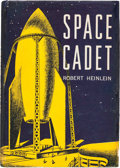 Books:Science Fiction & Fantasy, Robert A. Heinlein. Space Cadet. New York: Charles Scribner's Sons, 1948. First edition....