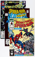 Modern Age (1980-Present):Superhero, Spider-Man 2099 Short Boxes Group (Marvel, 1990s) Condition:Average NM.... (Total: 3 Box Lots)