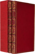 Books:Literature Pre-1900, Oliver Goldsmith. The Vicar of Wakefield: A Tale. Salisbury:Printed by B. Collins, for F. Newberry, 1866. First edi...