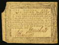 Colonial Notes:Maryland, Maryland August 14, 1776 $1/3 Fine.. ...