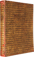 Books:Art & Architecture, Louis C. Tiffany. The Art Work of Louis C. Tiffany. GardenCity: Doubleday, Page & Company, 1914. First edition, n...