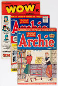 Golden Age (1938-1955):Miscellaneous, Golden to Silver Age Humor/Romance Comics Group (Various Publishers, 1940s-60s) Condition: Average VG.... (Total: 50 Comic Books)