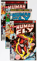Bronze Age (1970-1979):Superhero, The Human Fly #1 and 2 Multiple Copies Group (Marvel, 1977)Condition: Average VF/NM.... (Total: 50 Comic Books)