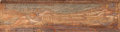 Books:Fore-edge Paintings, [Fore-Edge Painting]. Edmund Clarence Stedman [Editor]. AVictorian Anthology 1837-1895... Boston and New York: Houg...