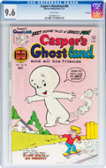 Bronze Age (1970-1979):Cartoon Character, Casper's Ghostland #96 File Copy (Harvey, 1977) CGC NM+ 9.6 Whitepages....