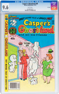 Bronze Age (1970-1979):Cartoon Character, Casper's Ghostland #98 File Copy (Harvey, 1979) CGC NM+ 9.6 Whitepages....