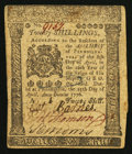 Colonial Notes:Pennsylvania, Pennsylvania April 25, 1776 20s Very Fine-Extremely Fine.. ...