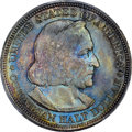 Commemorative Silver: , 1893 50C Columbian MS66+ PCGS. CAC. PCGS Population (179/9). NGCCensus: (143/24). Mintage: 1,550,405. Numismedia Wsl. Pric...