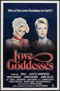 """Movie Posters:Adult, Love Goddesses & Others Lot (Gail, 1981). One Sheets (6) (27"""" X 41"""") Flat Folded. Adult.. ... (Total: 6 Items)"""