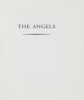 Books:Literature 1900-up, John Updike. The Angels. Pensacola: The King and QueenPress, 1968. First edition. One of 150 copies. This copy si...