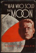Books:Science Fiction & Fantasy, Robert A. Heinlein. The Man Who Sold the Moon. Chicago:Shasta, [1950]. First edition....
