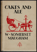 Books:Literature 1900-up, W. Somerset Maugham. Cakes and Ale. London: Heinemann,[1930]. First trade edition, first state....