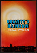 Books:Science Fiction & Fantasy, Thomas Pynchon. Gravity's Rainbow. New York: Viking, [1973].First edition....