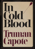 Books:Literature 1900-up, Truman Capote. In Cold Blood. New York: Random House,[1965]. First edition, first printing....