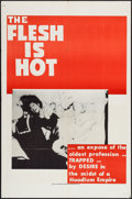 """Movie Posters:Foreign, The Flesh is Hot & Other Lot (European Producers International, 1963). One Sheets (2) (27"""" X 41""""). Foreign.. ... (Total: 2 Items)"""