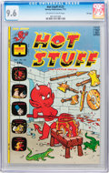 Bronze Age (1970-1979):Cartoon Character, Hot Stuff, the Little Devil #123 File Copy (Harvey, 1974) CGC NM+9.6 Off-white to white pages....