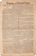 Miscellaneous:Newspaper, [Newspaper]. Gazette of the United States....