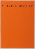 Books:Literature 1900-up, Ernest Hemingway. LIMITED. A Divine Gesture. [New York]:Aloe Editions, 1974. First and only separate edition, limit...