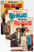 Silver Age (1956-1969):Humor, Beverly Hillbillies Group - Savannah pedigree (Dell, 1963-69) Condition: Average VF.... (Total: 18 Comic Books)