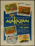 "Movie Posters:Animated, Alakazam the Great (AIP, 1960). Poster (30"" X 40""). Animated.Directed by Osamu Tezuka, Taiji Yabushita and Daisaku Shirakaw..."