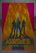 "Movie Posters:Action, Charlie's Angels (Columbia, 2000). One Sheet (27"" X 41"") Foil Advance. Action Comedy. Directed by McG. Starring Cameron Diaz..."