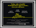 """Movie Posters:Thriller, The China Syndrome (Columbia, 1979). Half Sheet (22"""" X 28""""). Thriller. Directed by James Bridges. Starring Jane Fonda, Jack ..."""