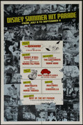"""Movie Posters:Miscellaneous, Disney Summer Hit Parade (Buena Vista, 1977). One Sheet (27"""" X 41""""). """"The Rescuers,"""" """"Darby O'Gill and the Little People,"""" """"..."""