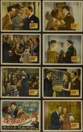 """Movie Posters:Musical, Do You Love Me (20th Century Fox, 1946). Lobby Card Set of 8 (11"""" X 14""""). Musical. Directed by Gregory Ratoff. Starring Harr... (Total: 8 Items)"""