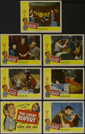 """Movie Posters:Comedy, The Great Rupert (Eagle Lion, 1950). Lobby Cards (7) (11"""" X 14"""").Comedy. Directed by Irving Pichel. Starring Jimmy Durante,...(Total: 7 Items)"""
