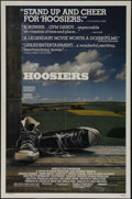 """Movie Posters:Sports, Hoosiers (Orion, 1986). One Sheet (27"""" X 41""""). Sports Drama. Directed by David Anspaugh. Starring Gene Hackman, Barbara Hers..."""