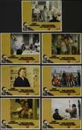 "Movie Posters:Drama, One Flew Over the Cuckoo's Nest (United Artists, 1975). Lobby Cards(7) (11"" X 14""). Comedy Drama. Directed by Milos Forman.... (Total:7 Items)"